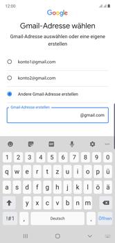 Samsung Galaxy Note 10 - Apps - Einrichten des App Stores - Schritt 11