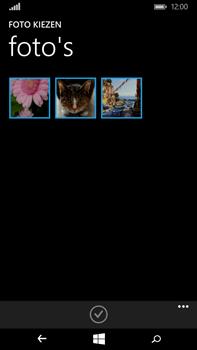 Microsoft Lumia 640 XL - e-mail - hoe te versturen - stap 12