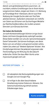 Samsung Galaxy A50 - Apps - Einrichten des App Stores - Schritt 14
