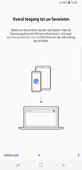 Samsung Galaxy S8 Plus - Internet - buitenland - Stap 23