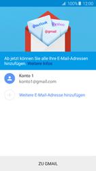 Samsung A310F Galaxy A3 (2016) - E-Mail - Konto einrichten (gmail) - Schritt 16