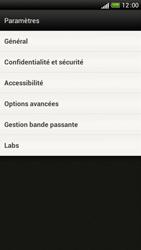 HTC One S - Internet et roaming de données - Configuration manuelle - Étape 20
