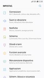 Samsung Galaxy S6 - Android Nougat - Internet e roaming dati - Configurazione manuale - Fase 4