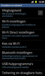 Samsung I8160 Galaxy Ace II - wifi - handmatig instellen - stap 5