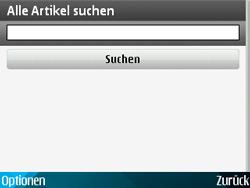 Nokia E71 - Apps - Herunterladen - Schritt 5