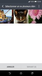HTC Desire 626 - Photos, vidéos, musique - Envoyer une photo via Bluetooth - Étape 9