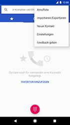 Google Pixel XL - Anrufe - Rufumleitungen setzen und löschen - Schritt 5