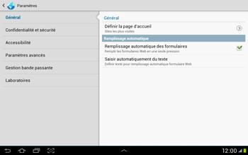 Samsung Galaxy Tab 2 10.1 - Internet et roaming de données - Configuration manuelle - Étape 21