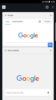 Samsung Galaxy S6 edge+ - Android Nougat - Internet - Hoe te internetten - Stap 17