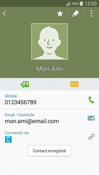 Samsung Galaxy A3 (A300FU) - Contact, Appels, SMS/MMS - Ajouter un contact - Étape 13