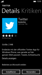 HTC Windows Phone 8X - Apps - Einrichten des App Stores - Schritt 7
