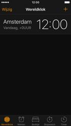 Apple iPhone SE - iOS 10 - iOS features - Bedtijd - Stap 3