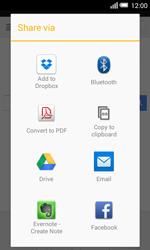 Alcatel Pop S3 (OT-5050X) - Internet - Internet browsing - Step 18