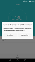 Huawei P9 - Software update - update installeren zonder PC - Stap 6