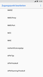 Nokia 8 - Internet und Datenroaming - Manuelle Konfiguration - Schritt 15