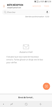 Samsung Galaxy J6 Plus - E-mails - Envoyer un e-mail - Étape 20