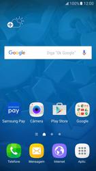 Samsung Galaxy S7 - Chamadas - Como bloquear chamadas de um número específico - Etapa 1
