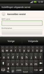 HTC C525u One SV - E-mail - handmatig instellen - Stap 12