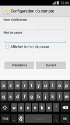 Bouygues Telecom Ultym 5 II - E-mails - Ajouter ou modifier un compte e-mail - Étape 16