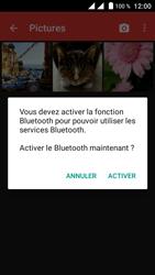Crosscall Trekker M1 Core - Photos, vidéos, musique - Envoyer une photo via Bluetooth - Étape 10