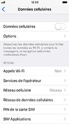 Apple iPhone SE - iOS 12 - Internet - Désactiver les données mobiles - Étape 5