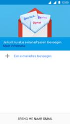 Nokia 3 - E-mail - e-mail instellen: IMAP (aanbevolen) - Stap 5