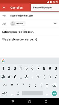 Nokia 6.1 - E-mail - hoe te versturen - Stap 10