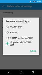 Sony Sony Xperia Z5 (E6653) - Network - Change networkmode - Step 8