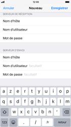 Apple iPhone 6s - iOS 11 - E-mails - Ajouter ou modifier un compte e-mail - Étape 13