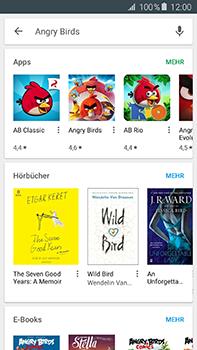 Samsung Galaxy A8 - Apps - Installieren von Apps - Schritt 14