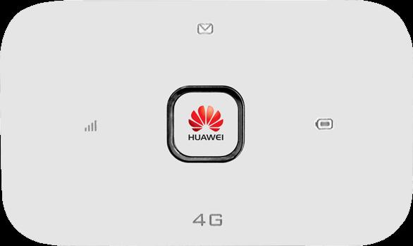 Huawei E5573B - Premiers pas - Noter les codes Wi-Fi - Étape 1
