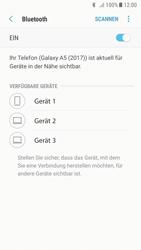 Samsung Galaxy A5 (2017) - Android Nougat - Bluetooth - Verbinden von Geräten - Schritt 7