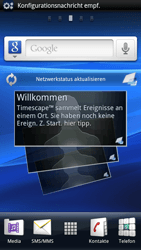 Sony Ericsson Xperia X10 - Internet - Automatische Konfiguration - Schritt 5