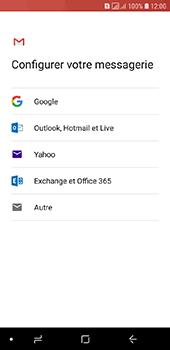 Samsung Galaxy A6 - E-mails - Ajouter ou modifier votre compte Gmail - Étape 8