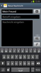 Samsung Galaxy S III - OS 4-1 JB - MMS - Erstellen und senden - 13 / 23