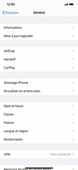 Apple iPhone XS Max - iOS 13 - Appareil - Mises à jour - Étape 5