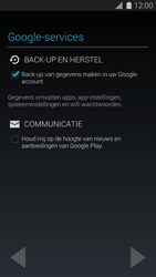 Samsung G900F Galaxy S5 - Applicaties - Account aanmaken - Stap 13