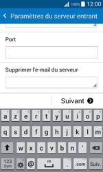 Samsung G388F Galaxy Xcover 3 - E-mail - configuration manuelle - Étape 11