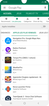 Samsung Galaxy A50 - Applications - Télécharger une application - Étape 10