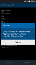 Samsung G530FZ Galaxy Grand Prime - Internet - configuration automatique - Étape 8