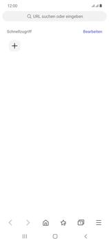 Samsung Galaxy Note 20 5G - Internet und Datenroaming - Manuelle Konfiguration - Schritt 26