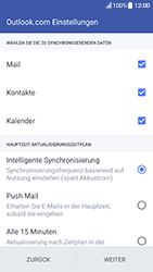 HTC 10 - Android Nougat - E-Mail - Konto einrichten (outlook) - Schritt 8