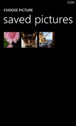 Nokia Lumia 625 - MMS - Sending pictures - Step 10