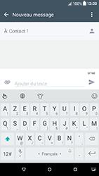 HTC Desire 650 - Contact, Appels, SMS/MMS - Envoyer un SMS - Étape 9