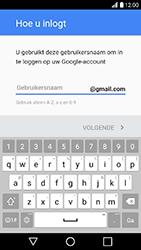 LG K10 (2017) (M250n) - Applicaties - Account aanmaken - Stap 9