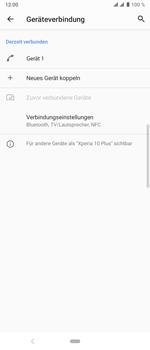 Sony Xperia 10 Plus - Bluetooth - Geräte koppeln - Schritt 10