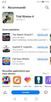 Huawei Y5P - Applications - Télécharger une application - Étape 14