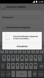Huawei Ascend Y530 - E-mail - e-mail instellen: IMAP (aanbevolen) - Stap 18