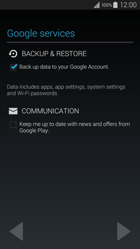 Samsung Galaxy Note 4 - Applications - Setting up the application store - Step 13