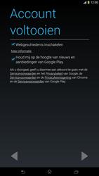 Sony C6833 Xperia Z Ultra LTE - apps - account instellen - stap 17